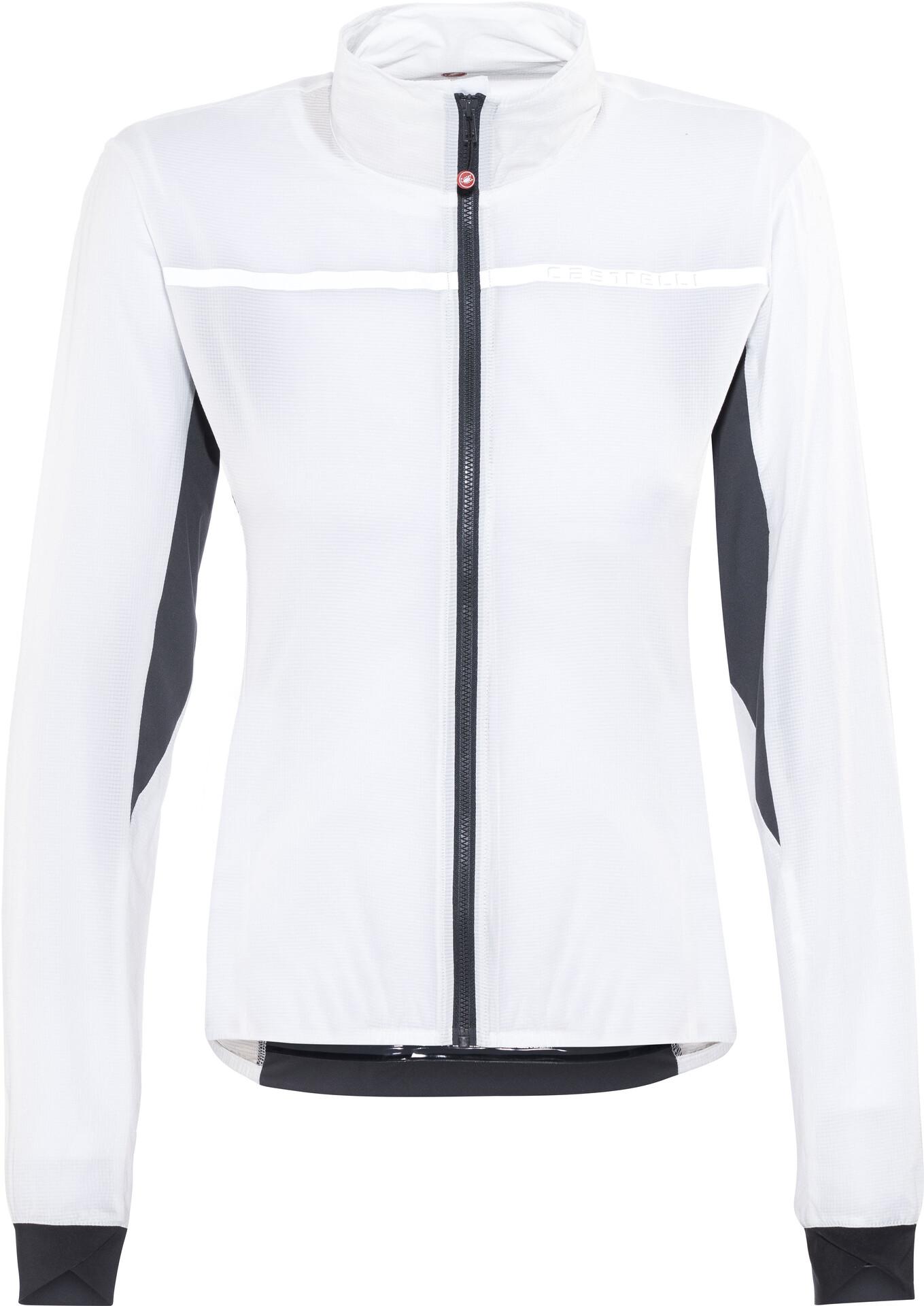 Castelli Castelli Castelli Boutique Vélos Veste Superleggera Blanc Femme De En rUCxrwTq